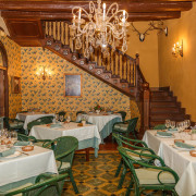 Salón - Restaurante Villa Marcilla