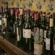 Vinoteca - Restaurante Villa Marcilla