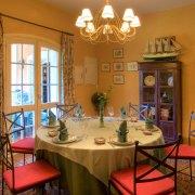 Comedor privado - Restaurante Villa Marcilla