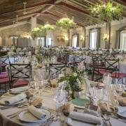 Salón Bodas - Restaurante Villa Marcilla